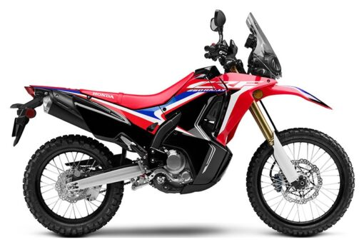 2019 honda crf250l for sale